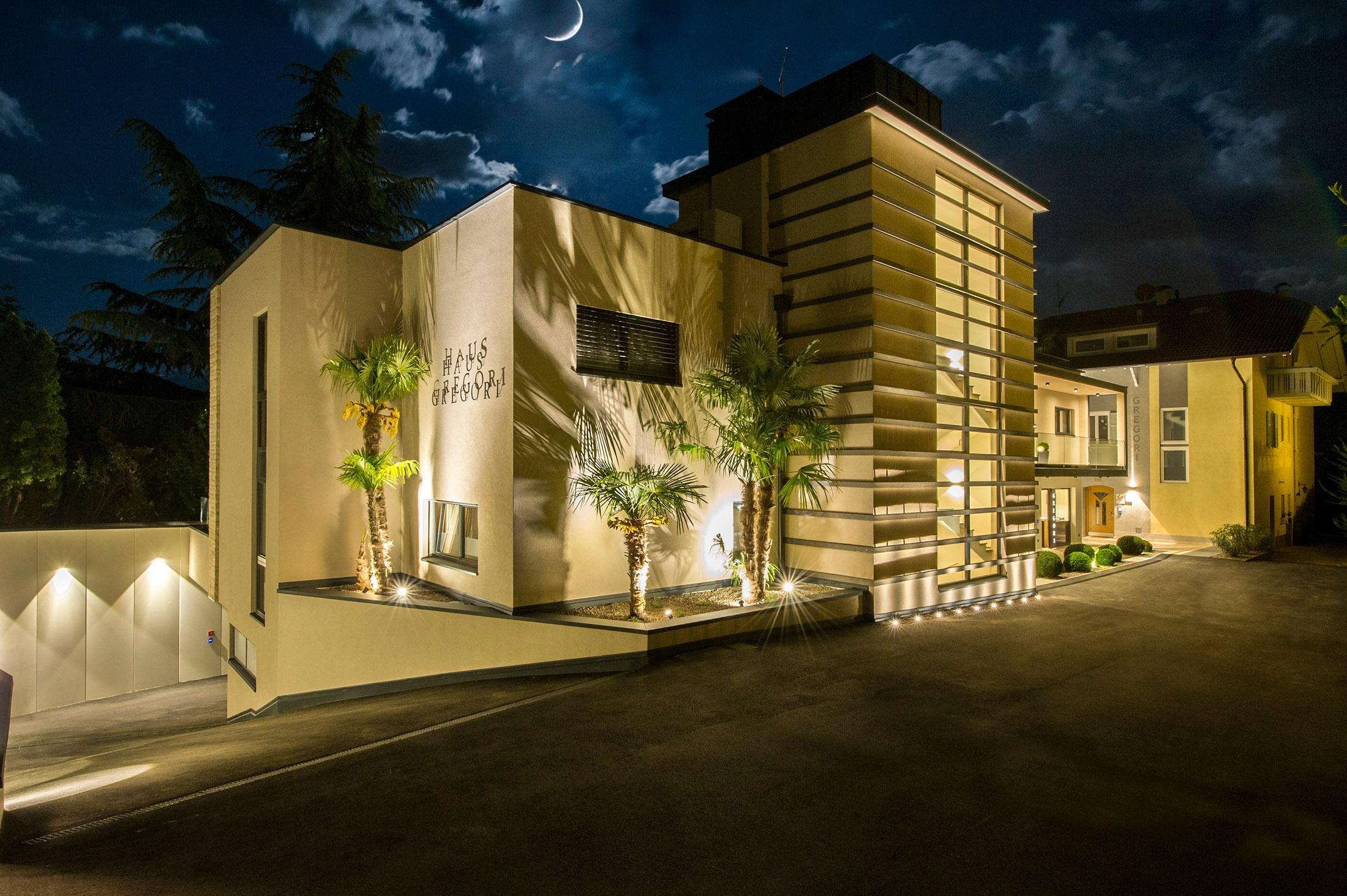 Haus gregori mitterdorf kaltern 4 sterne residence for Hotel kaltern