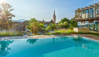 Kaltern Dorf Hotel Goldener Stern