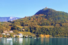 Autumn at Lake Caldaro